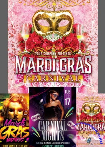 Mardi Gras Bundle part 2
