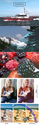 "Photoshop Actions ""Rivers"" 20% off - Creativemarket 227932"