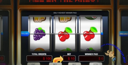 Activeden - Slot Machine 1320597