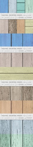 Wood Texture - Painted Pastel Wood - Creativemarket 107708