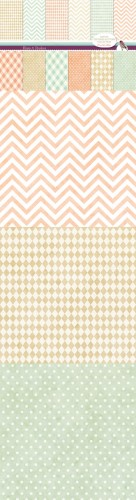 Creativemarket - Gently Textured Geometric Patterns 33028