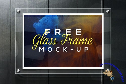 Glass Frame Mock-up