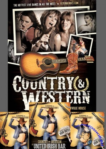 Country Western Flyer Bundle part 3