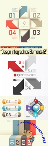 Design Infographics Elements 12