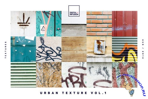 Urban Texture vol. 1 - Creativemarket 72961