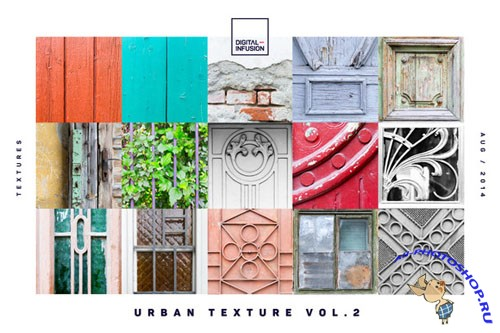Urban Texture vol. 2 - Creativemarket 72962