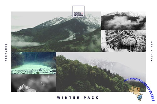 Creativemarket - Winter Pack 123444