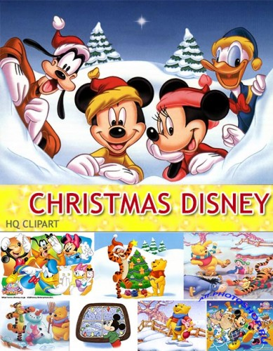 Зима с Диснеем | Christmass with Goofy and Donald (wallpappers)
