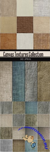 Canvas - Collection textures