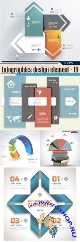 Infographics design element - 19