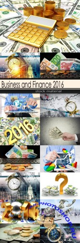 Business and Finance 2016