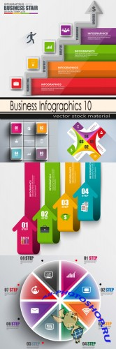 Business Infographics 10