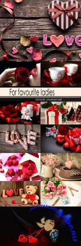 For favourite ladies