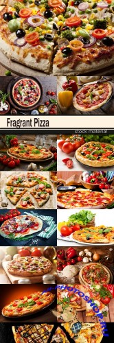 Fragrant Pizza