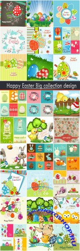 Happy Easter Big collection design