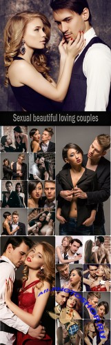 Sexual beautiful loving couples