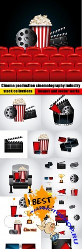 Cinema production cinematography industry