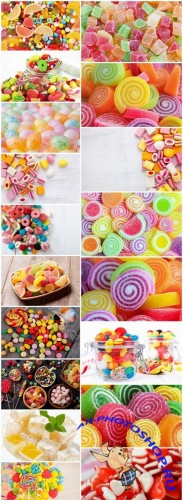 Candied Fruit Jelly - 20 HQ Images
