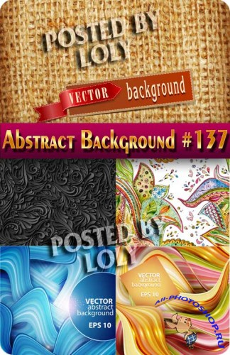 Abstract Backgrounds #137 - Stock Vector