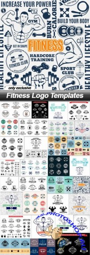 Fitness Logo Templates - 31 EPS