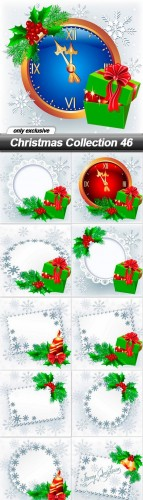 Christmas Collection 46 - 11 EPS