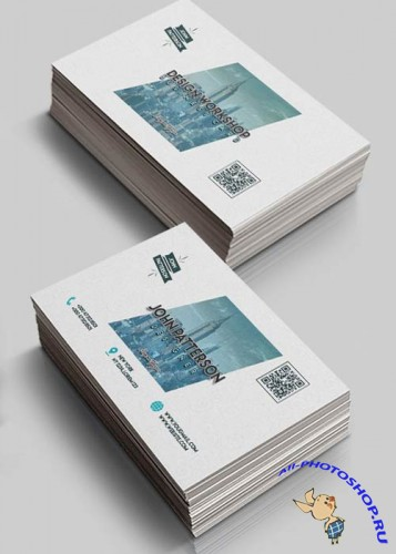 Design Workshop V1 Business Card Templates PSD