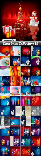 Christmas Collection 15 - 48 EPS