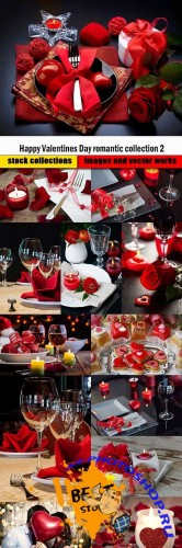 Happy Valentines Day romantic collection 2