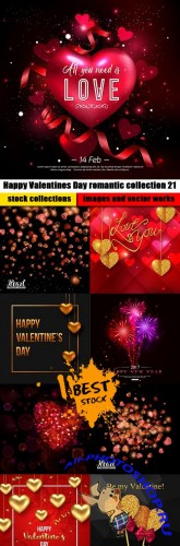 Happy Valentines Day romantic collection 21