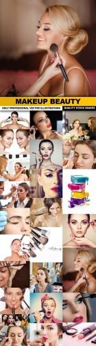 Makeup Beauty - 25 HQ Images