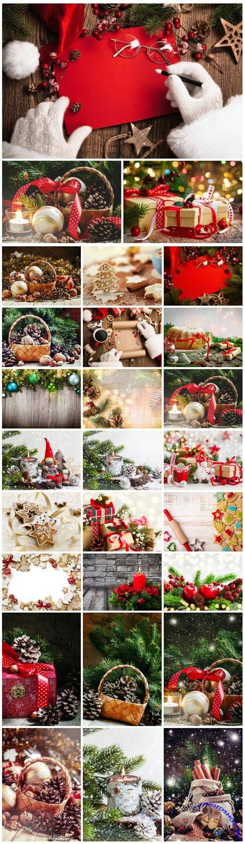 New Year and Christmas stock photos №27