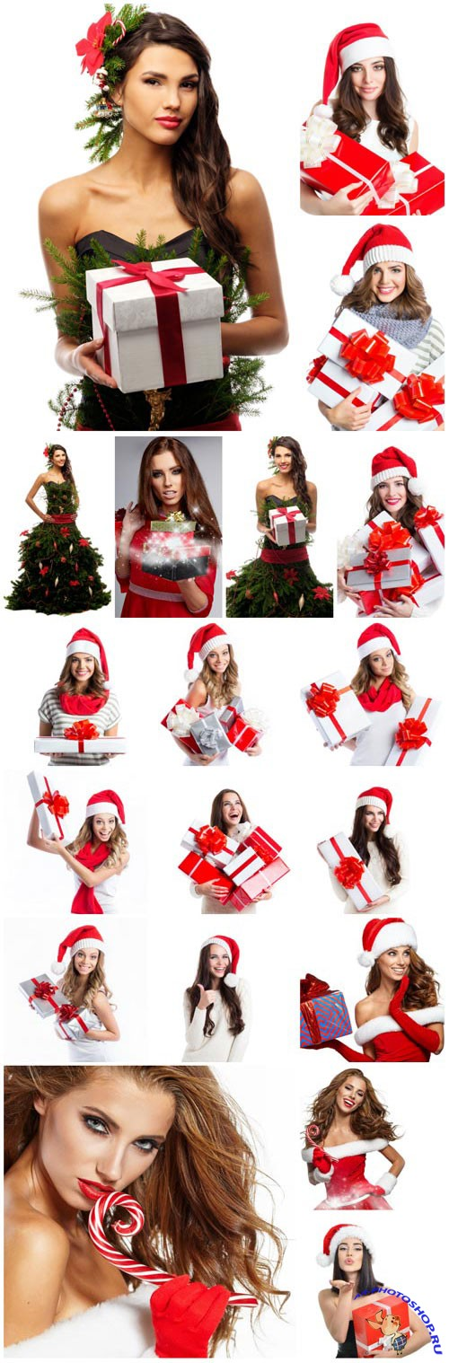 New Year and Christmas stock photos №16