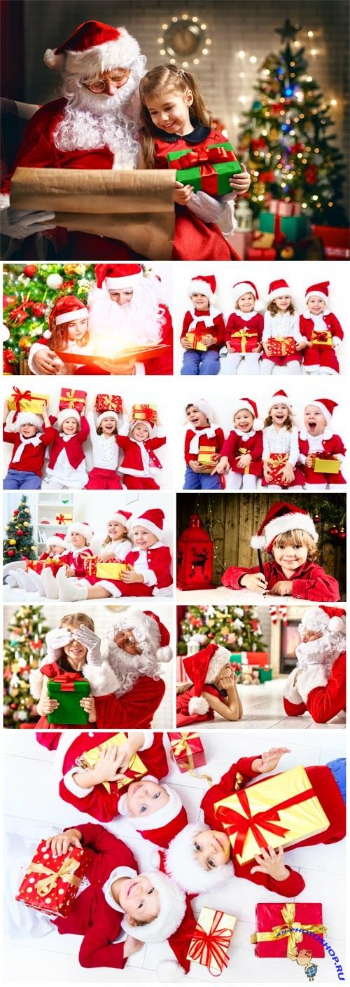 New Year and Christmas stock photos №12