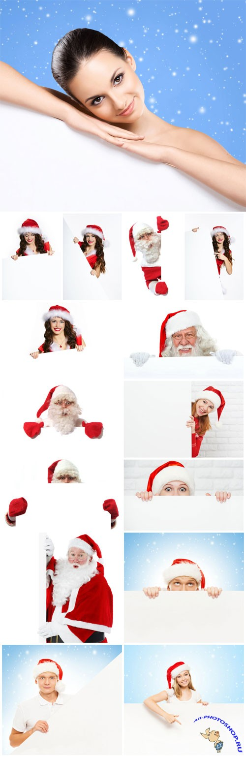 New Year and Christmas stock photos №11
