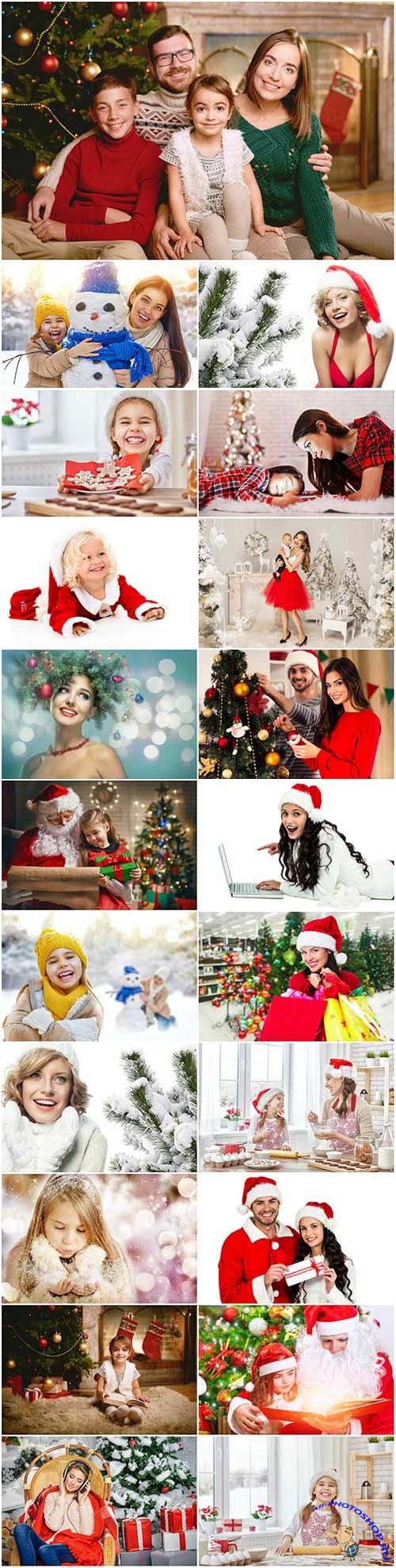 New Year and Christmas stock photos 88